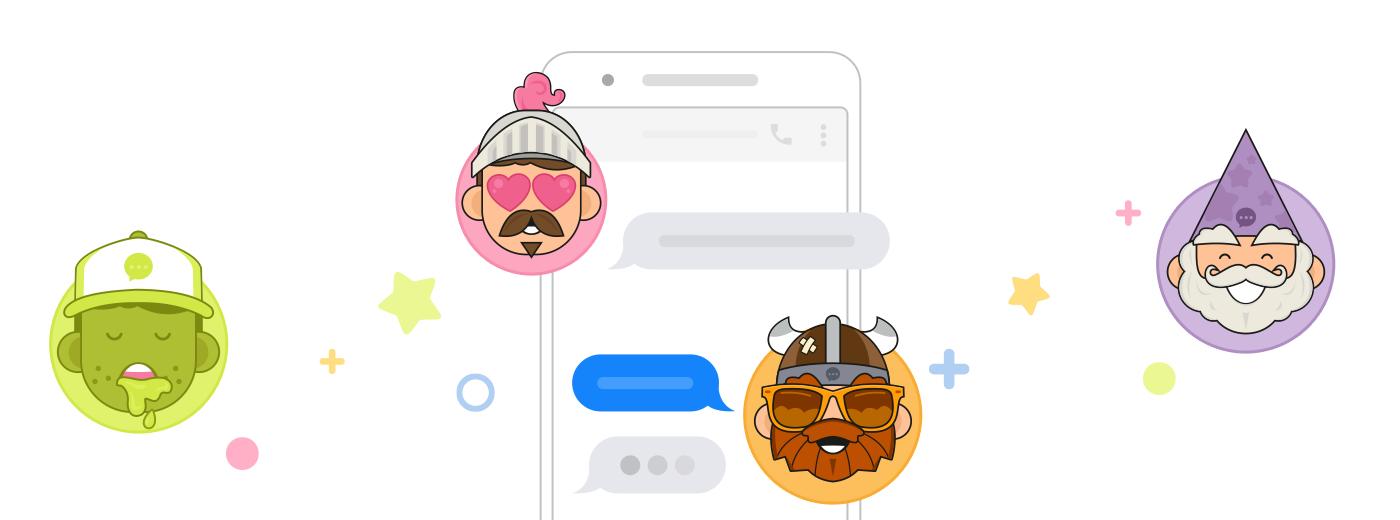 Klap Messenger Gamification