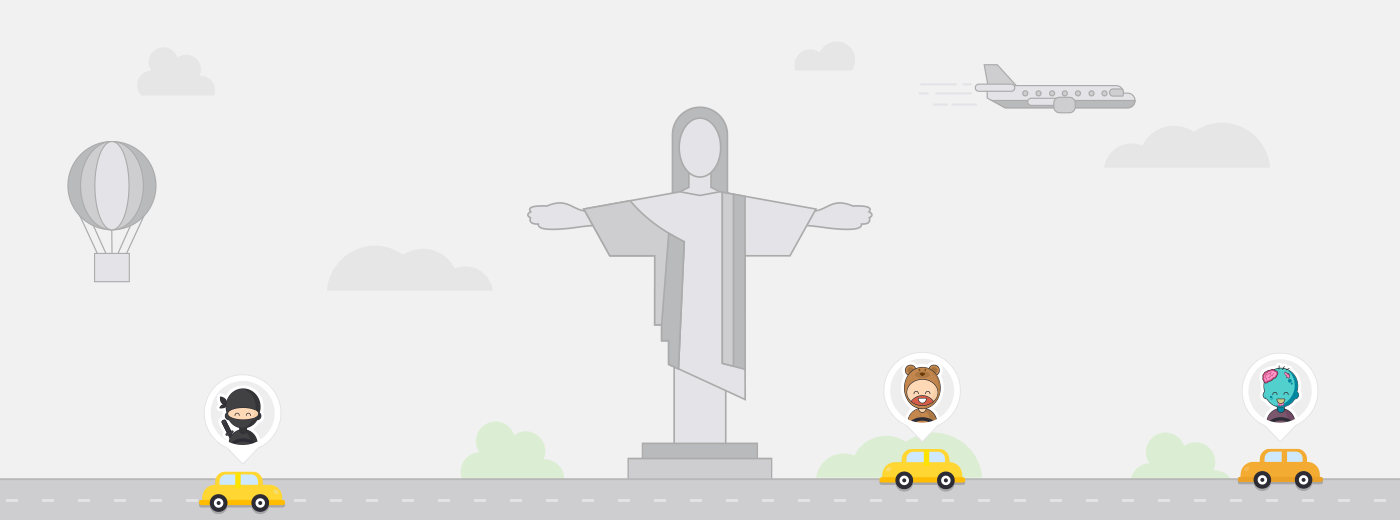 GPS Navigation App Gamification