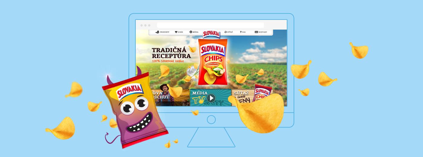 Slovakia Chips Web Intersnack